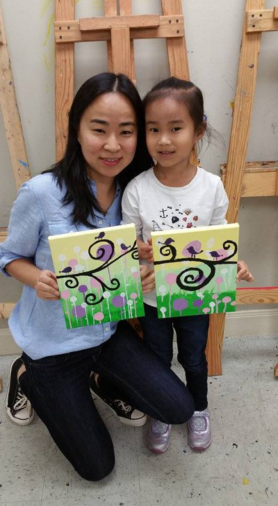 Mommy And Me Art In Sugar Land Tx Sugar Land Art